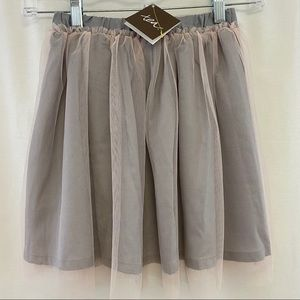 Tea Collection Teatro Costanzi Tulle Skirt S7 NWT